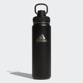 Active 24 oz. Stainless Steel Water Bottle Black CJ9283