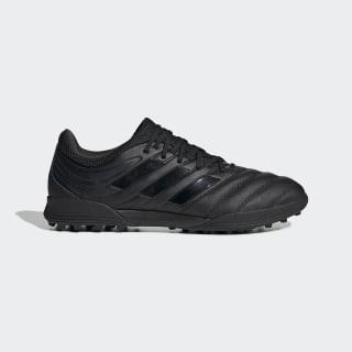 Футбольные бутсы Copa 20.3 TF Core Black / Core Black / Dgh Solid Grey G28532