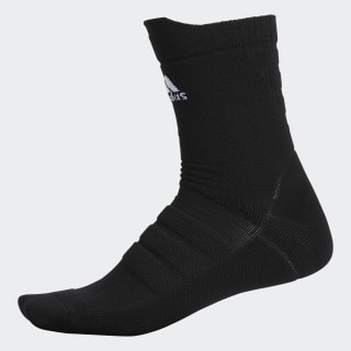Alphaskin Lightweight Socks Black CJ3484
