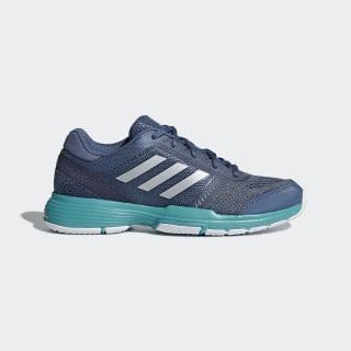Barricade Club Shoes Tech Ink / Matte Silver / Hi-Res Aqua AH2098