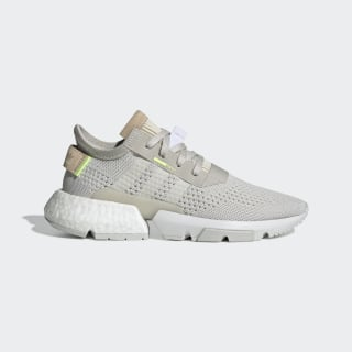 POD-S3.1 Shoes Beige / Raw White / Hi-Res Yellow CG6188
