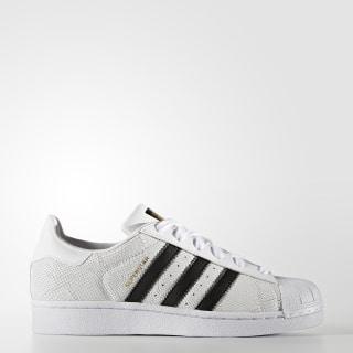 Superstar Reptile Shoes Cloud White / Core Black / Cloud White S76996