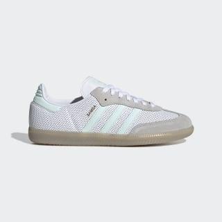 Кроссовки Samba OG ftwr white / ice mint / grey one f17 CG6108
