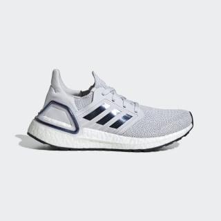 Ultraboost 20 Shoes Dash Grey / Boost Blue Violet Met. / Core Black EG4858