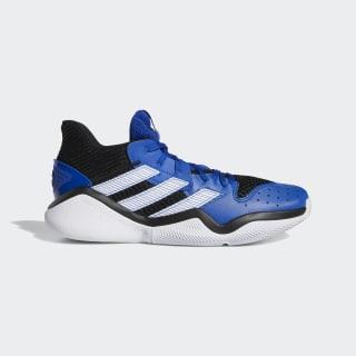 Zapatillas de básquet Harden Stepback Core Black / Team Royal Blue / Cloud White EG2769