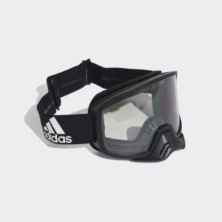 Backland Dirt Goggles Core Black / Core Black / Zero Met. CI4649