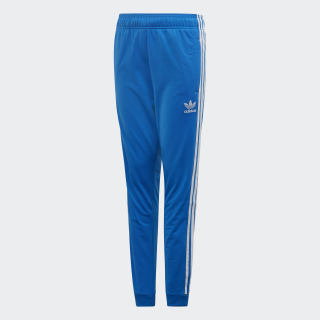 SST Track Pants Bluebird / White ED7800