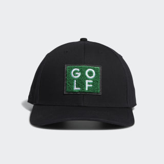 Golf Turf Cap Black FI3075