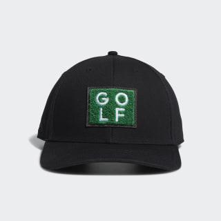 Golf Turf Hat Black FI3075