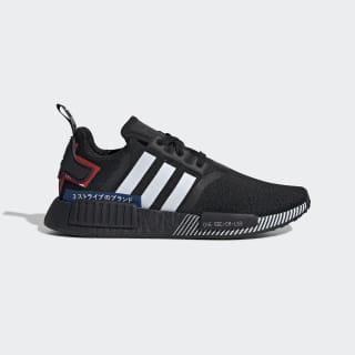 NMD_R1 Shoes Core Black / Cloud White / Lush Blue EF1734
