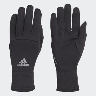 Gants Climawarm Black / Black / Reflective Silver EE2306