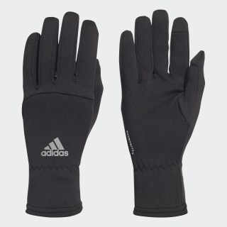 Rukavice Climawarm Black / Black / Reflective Silver EE2306