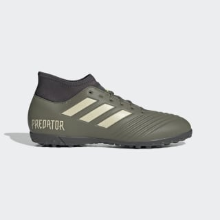 Zapatos de Fútbol Predator 19.4 Césped Artificial Legacy Green / Sand / Solar Yellow EF8218