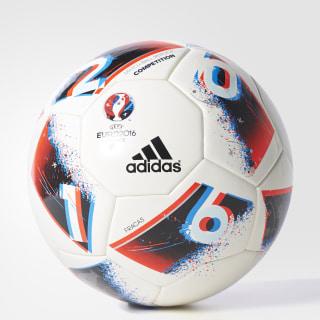Футбольный мяч EURO 16 WHITE/BRBLUE/SOLRED/SILVMT AO4842