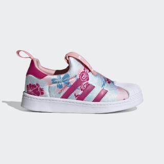 Superstar 360 Ayakkabı Glow Pink / Bold Pink / Cloud White EF6643