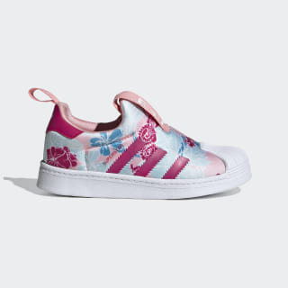 Superstar 360 Shoes Glow Pink / Bold Pink / Cloud White EF6643