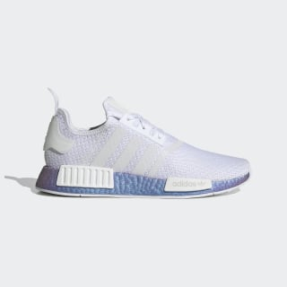 NMD_R1 Shoes Silver Metallic / Cloud White / Cloud White FV5344