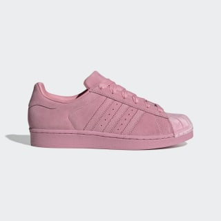 Superstar Shoes Clear Pink / Clear Pink / Clear Pink CG6004