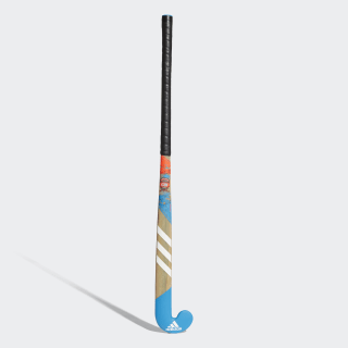 CB Pro Wood Hockey Stick Multicolor / White / Solar Red CY1665