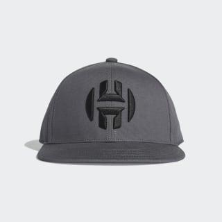 Gorra HARDEN CAP Grey Five / Black DW4719