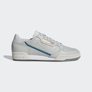 Continental 80 Schuh Grey Two / Grey One / Scarlet CG7128