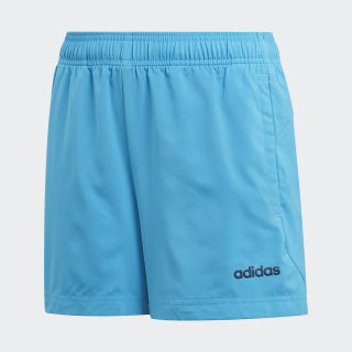 Shorts Essentials Climaheat shock cyan / collegiate navy DV1769