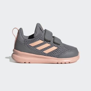 AltaRun Shoes Grey Three / Glow Pink / Cloud White G27278