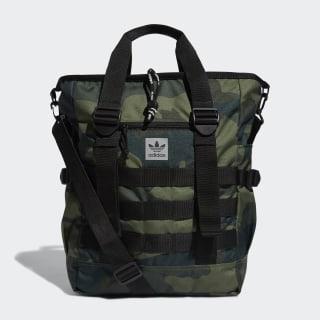 Utility Carryall Tote Bag Medium Green CM4517