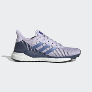 Solar Glide ST 19 Shoes Purple Tint / Boost Blue Violet Met. / Tech Indigo EE4304