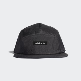 Future 5-Panel Cap Black EE1155