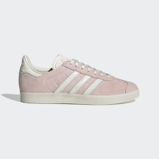 Gazelle Shoes Icey Pink / Chalk White / Chalk White EE5546
