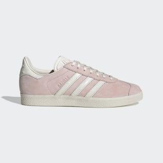 Кроссовки Gazelle icey pink f17 / chalk white / chalk white EE5546