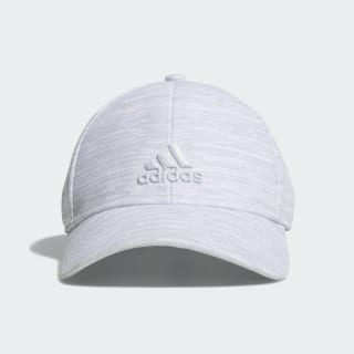 Rucker Plus Stretch Fit Hat White CJ0513