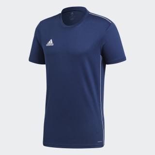 Camiseta entrenamiento Core 18 Dark Blue / White CV3450
