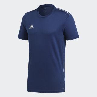 Core 18 Training Jersey Dark Blue / White CV3450