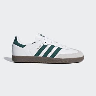 Scarpe Samba OG Ftwr White / Collegiate Green / Crystal White B75680