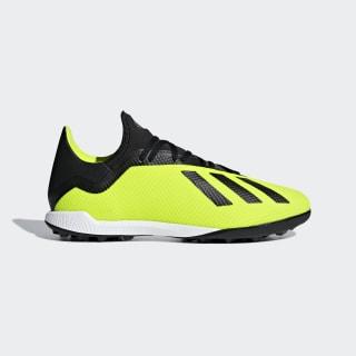Calzado de Fútbol X Tango 18.3 Pasto Sintético Solar Yellow / Core Black / Cloud White DB2475