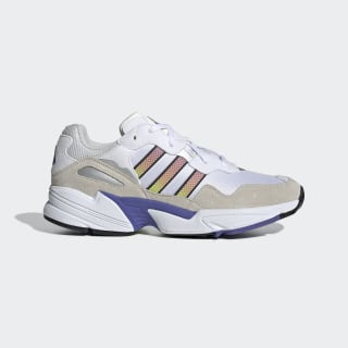 Zapatillas Yung-96 ftwr white/joy purple/solar yellow EG2712