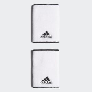 Напульсники для тенниса Large white / black / black FK0915