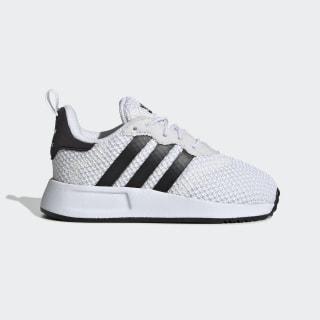 X_PLR S Shoes Cloud White / Core Black / Cloud White EF6090