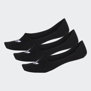 Medias de caña baja, 3 pares Black / Black / Black DW4132