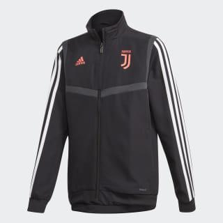 Bunda Juventus Presentation Black / White DX9135