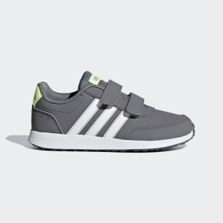 Switch 2.0 Shoes Grey Four / Cloud White / Hi-Res Yellow F35695