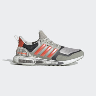 Scarpe Ultraboost S&L DNA Star Wars Sesame / Active Orange / Carbon FW0536