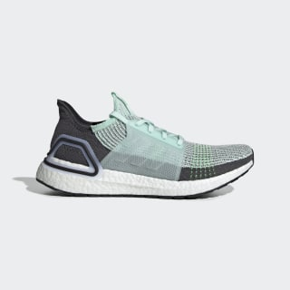 Zapatilla Ultraboost 19 Ice Mint / Ice Mint / Grey Six F35244
