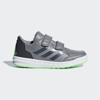 AltaSport Shoes Grey Three / Grey Five / Shock Lime B42111