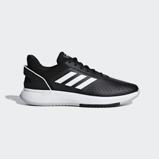 Courtsmash Ayakkabı Core Black / Cloud White / Grey Two F36717