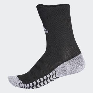 Alphaskin Traxion Ultralight Crew Socken Black/White CV7677