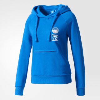 HOODIE FT Blue BK5802