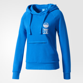 Sudadera Hoodie BLUE BK5802